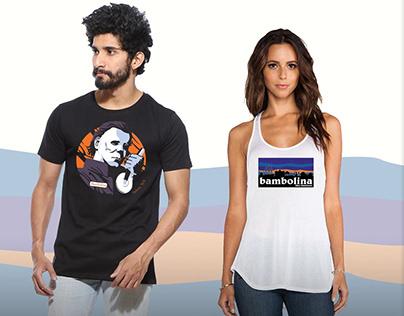 Salem, MA T-Shirts
