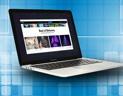 Social Media Website UIDesign