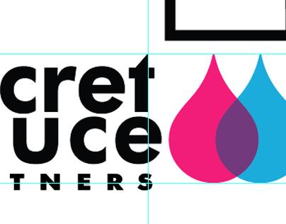 brand id, logo design ◆ Secret Sauce Partners