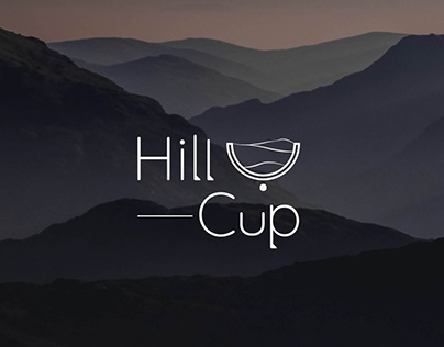 Hill Cup (Branding+Packaging)