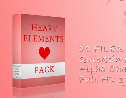 Heart Elements Pack
