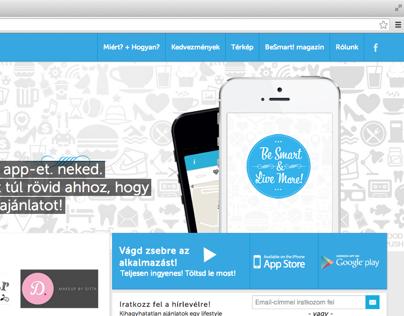 biz dev, app&webUI/UX ◆ m-commerce startup SmartShopper