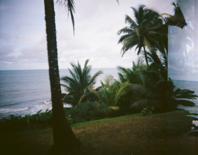 Colombia through a plastic lense