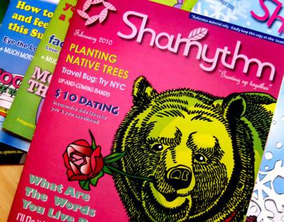 Sharhythm Magazine