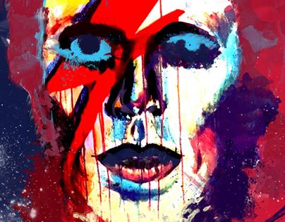 David Bowie  | Retratos