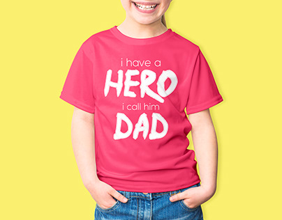 Dad T-Shirt for Kids