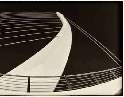 KATEHAKI BRIDGE - Calatrava