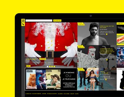 URBANIA (Site Web)