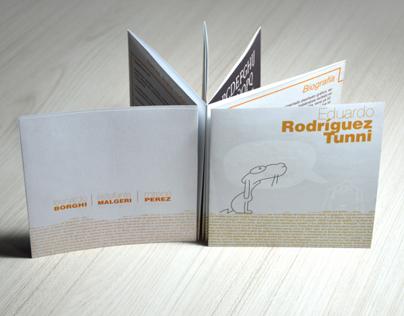 Brochure Eduardo Rodriguez Tunni