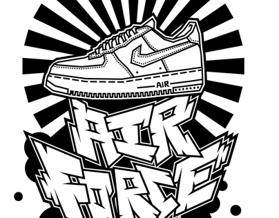 Air Force 1 animation