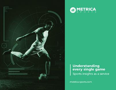 Metrica Sports   Presentación PDF