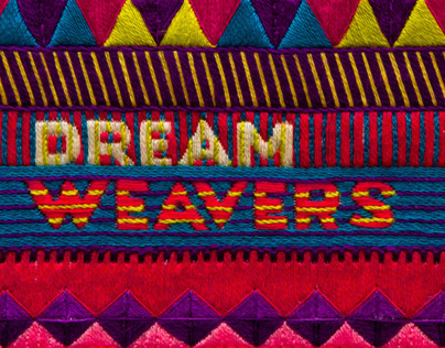 Embroidered Shop Magazine cover artwork