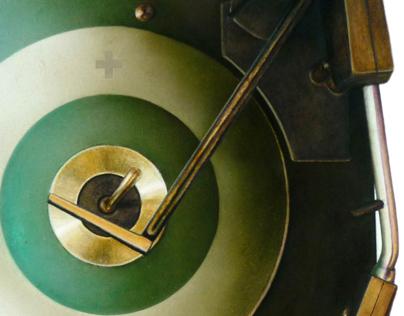 Music.metamorphosis Ipodshuffle + Recordplayer