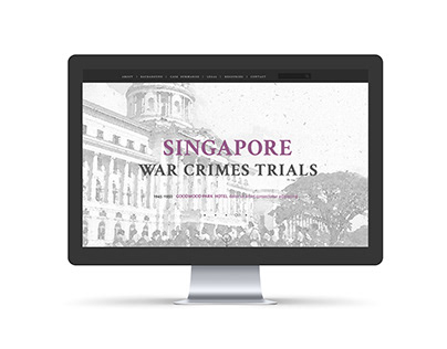 Singapore War Crime Trials Website.