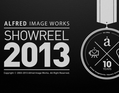 ALFRED IMAGEWORKS SHOWREEL 2013