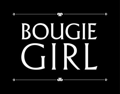 Bougie Girl Logo