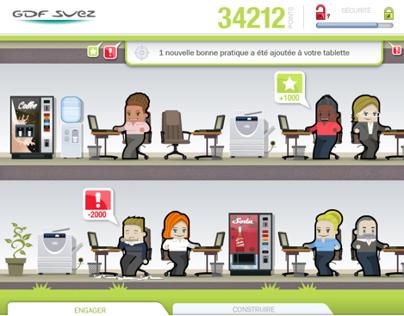 UX-UI Design •GDF Suez