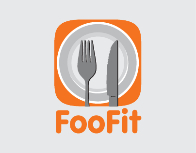 FooFit Brand Poster