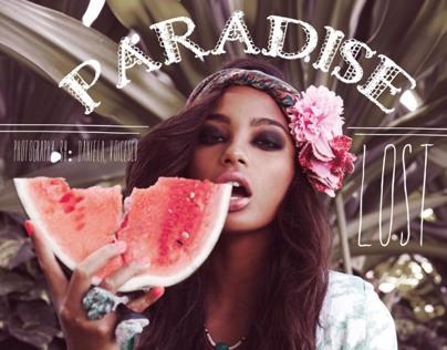 Paradise Lost - Disfukshion Magazine sp 2014