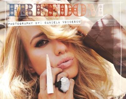 Freedom child - Disfunkshion Magazine sp 2014