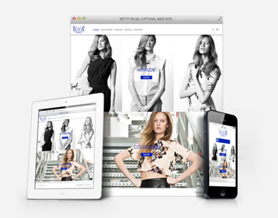 BETTY BLUE | WEB SITE SS-14 UPDATE