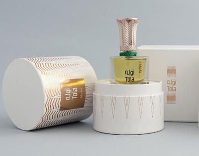 Tola Perfume - An Emirati Niche Perfume brand