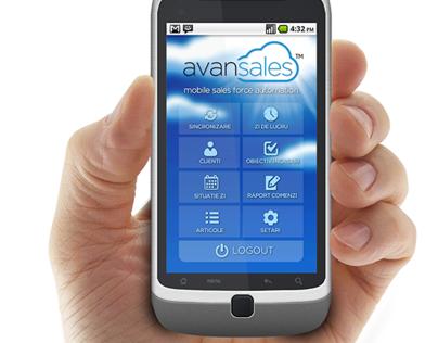 Avansales - mobile SalesForce app