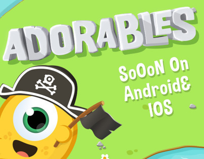 Adorables Mobile game - WIP