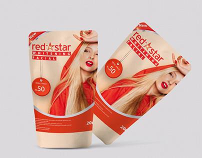 Red Star Packaging Design