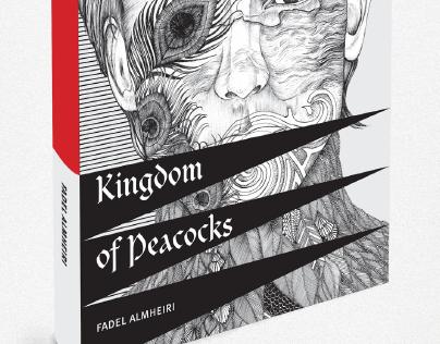 Kingdom of Peacocks book cover by abjad design
