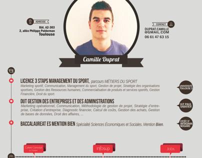 Resume // CV
