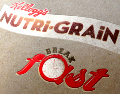 NUTRIGRAIN BREAKFAST