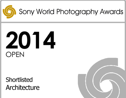 Shortlisted in Sony World Photography Awards 2014