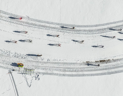 Aerials Cross-Country Skiing
