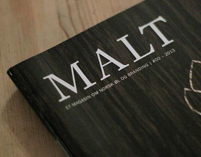 MALT - Magazine on branding of Norwegian beer