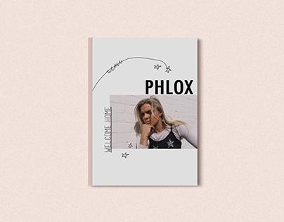 Publication Design-PHLOX