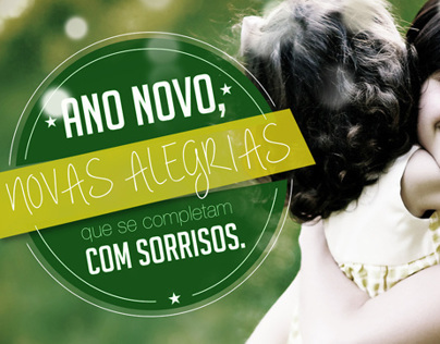 Campanha Janeiro | Ano Novo | Oral Sin