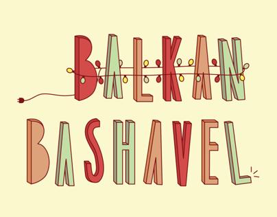 BALKAN BASHAVEL Posters - Season 2014