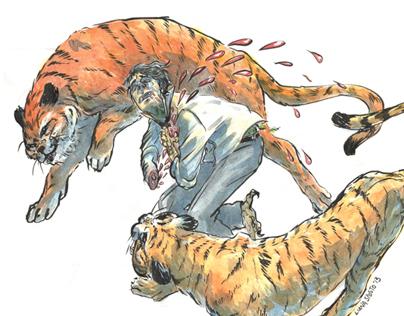 Crouching Dragons & Hidden Tigers