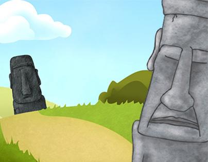 MOAÏS - L'aventure en ligne webapplication / Game