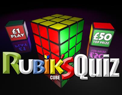Rubik's Cube Quiz Game