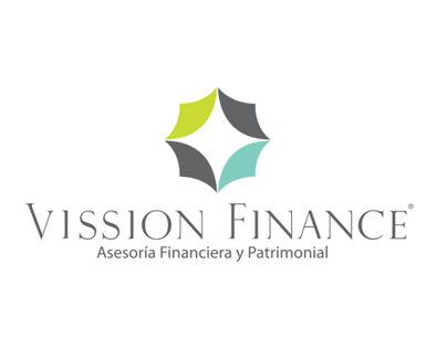 Identidad de Marca VISSION FINANCE