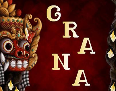 Grana Free Font
