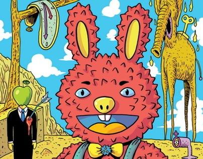 SAW REAL Rabbit