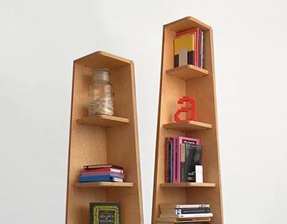 Awn Bookshelves