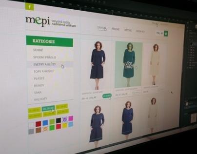 MEPI.cz - excessive fashion