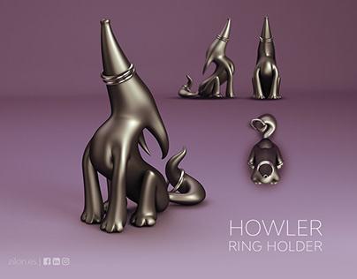 HOWLER | Ringholder
