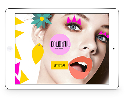 Fashion magazine digital catalog