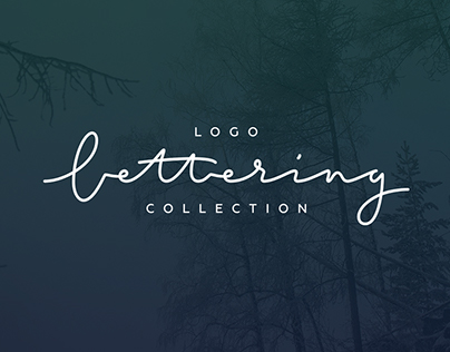 Logo & Lettering collection II