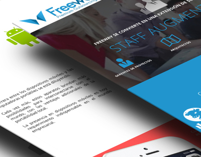 Freeway Consulting / Brand & Identity